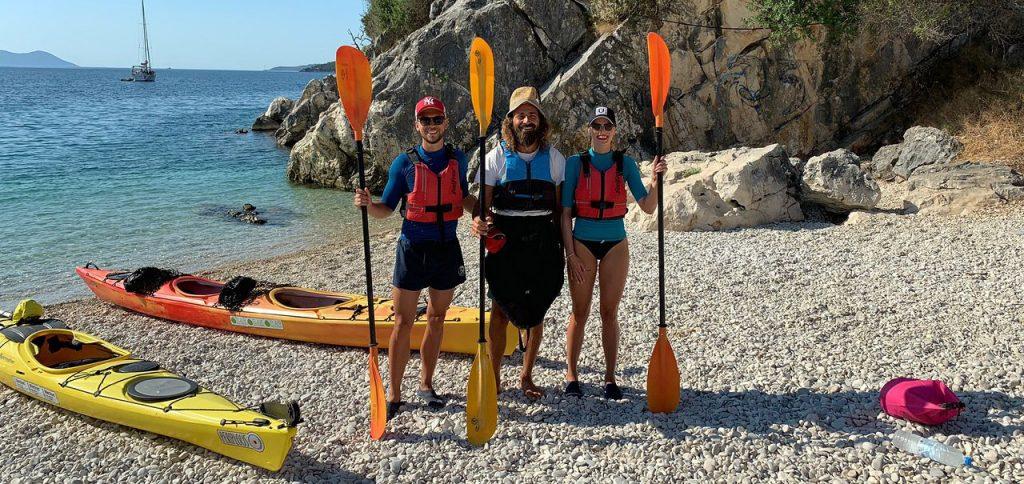 Day Trip Mikros Gialos – Agios Ioannis – Papanikolis cave